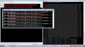 Dns Nslookup How To Find by Bypassing Anti Viruses With Transfer Backdoor Payloads By Dns