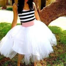 the perfect ballerina tulle skirt chicitycool owns it