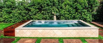 stainless steel swimming pools diamond spas diamond spas