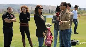 roma ladari finale du chionnat de tunisie de golf un quatuor en or pour