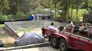 Open Carport by Carports Com Building Being Installed By T N T Carports Youtube