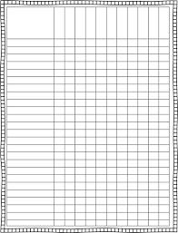 100 template for bookmark librarian on display april