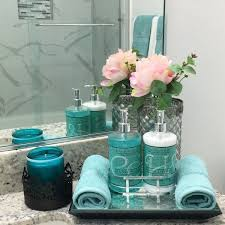 bathroom decoration idea best 25 turquoise bathroom ideas on chevron bathroom