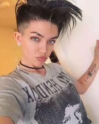 fade hairstyle for women 25 inspiring modern of feminine fade simple stylish haircut