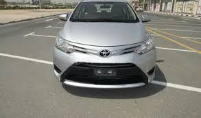 toyota yaris sedan 2015 toyota yaris sedan 2015 car for sale in dubai