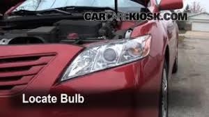 Reset Maintenance Light Toyota Camry 2007 How To Reset The Maintenance Required Oil Change Needed Light On