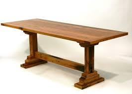 Trestle Table For Room Decoration Innonpendercom Beautiful - Trestle table design