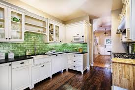 green color kitchens green tiles recycled tiles for backsplashes home