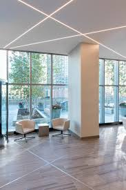 Unique Lighting Ideas by For A Sleek Modern Look In Offices And Commercial Spaces Use