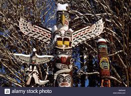 nuu chah nulth totem pole stock photos u0026 nuu chah nulth totem pole