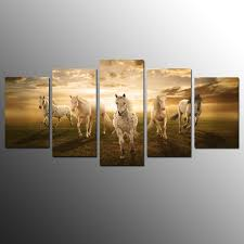 Horse Decoration For Home Compare Prices On Running Walls Online Shopping Buy Low Price