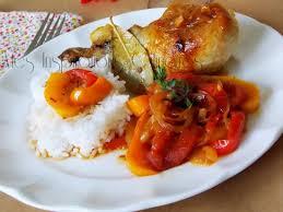 cuisine poulet recette poulet basquaise le cuisine de samar