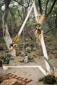 wedding arches tasmania end of the world wedding kona wedding coordinator triangle