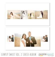 10x10 album prairie sweet boutique simply sweet volume two 10x10 album