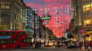 london christmas lights walking tour london walk oxford street christmas lights and xmas window