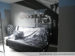 chambre ado et gris photos décoration de chambre d ado garçon moderne design urbain