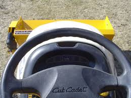 johnny bucket jr cub cadet 2000 and 2500 series