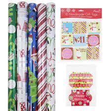 christmas wrap christmas wrap gift tag bundles jam paper