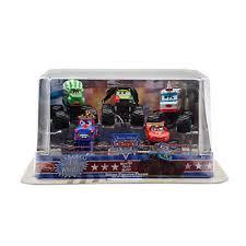 mater monster truck videos amazon com disney deluxe monster truck mater figure set toys u0026 games