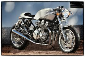 honda cb 750 cafe racer re wheeled by re cycles bikes what a nice