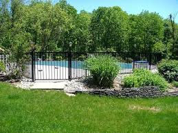 Fence Landscaping Ideas Landscaping Around Pool Ideas Landscaping Ideas Around Pool Fence