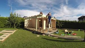how to build a cabin house how to install build a log cabin summer house garden room