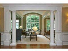 interior columns for homes interior columns velvetandlinen dresser table skylight and columns