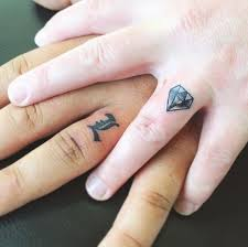 50 matching wedding ring tattoos on finger 2018 page 2 of 5