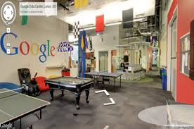 google spends in three months on data centers what used to take a