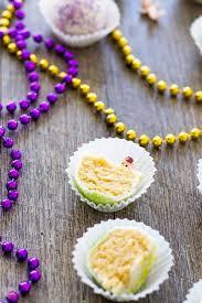 king cake for mardi gras king cake oreo truffles for mardi gras tuesday