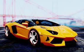 Lamborghini Aventador Colors - lamborghini aventador for gta san andreas u2014 page 4