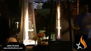 Lava Heat 2g by Bar Furniture Lava Patio Heater Lava Heat Patio Heater Youtube