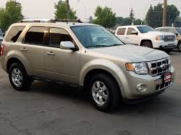 2010 ford escape limited city montana montana motor mall