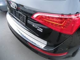 audi q5 cover audi q5 stainless steel bumper protection from jms