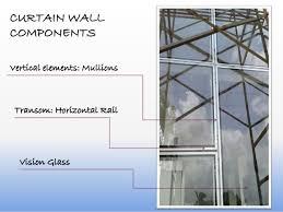 Metal Curtain Wall Curtain Wall
