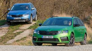 2017 skoda octavia rs scout detailed in 100 images new videos