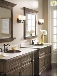 Double Bathroom Vanity by How To Get Two Sinks And Storage In A Small Bathroom For The