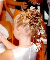 coiffure mariage enfant coiffure de noel pour fille femmes