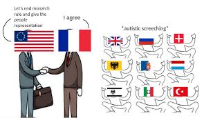 Meme French - french revolution meme by unshavenpeardropping memedroid