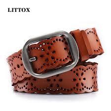 Flower Belts - aliexpress com buy littox women wide belt flower belts floral