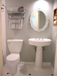 how to make a small windowless bathroom look bigger how to make a