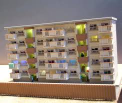 architectural model kits tokyo in n scale n scale japanese buildings