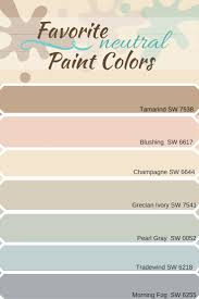 neutral paint colors favorite neutral paint colors from sherwin williams real estate