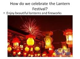 lantern festival ppt