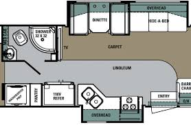 Forest River Travel Trailers Floor Plans 2014 Forest River Georgetown 328ts Road Test