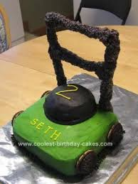 best 25 lawn mower cake ideas on pinterest boone lawn yard