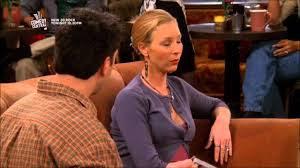 mad about you thanksgiving episode friends hd phoebe is mad at ross youtube