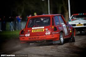 renault 5 rally five alive the volcanic hatch speedhunters