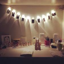 Battery Powered Photo Clip String Lights Decorative Led Christmas
