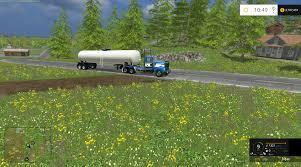 w900l kenworth trucks kenworth w900l day cab truck v1 0 fs15 mod download